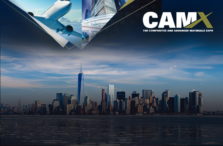 CAMX, the most biggest Composite show in the USA